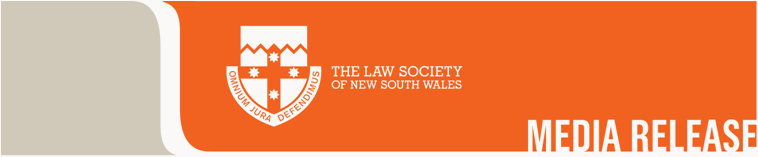 Media Alert: Law Society Of Nsw To Comment On Legal Announcements Made By Federal And State Governme